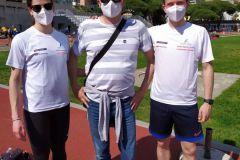 Accame-coach-Fabrizio-Massi-Francesco-Rebagliati