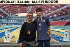 Campionati italiani allievi indoor 2020