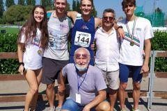 Campionati italiani allievi su pista 2020
