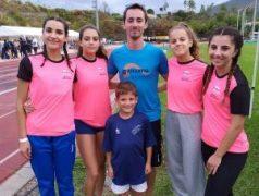 4x100 Allieve Arcobaleno con tecnico Vadalà